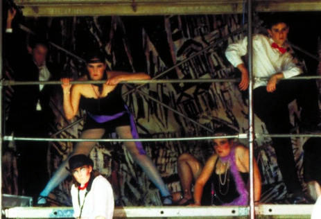 Check out these awesome pictures from the Cabaret Night in 2000! Photo source: College Prep website