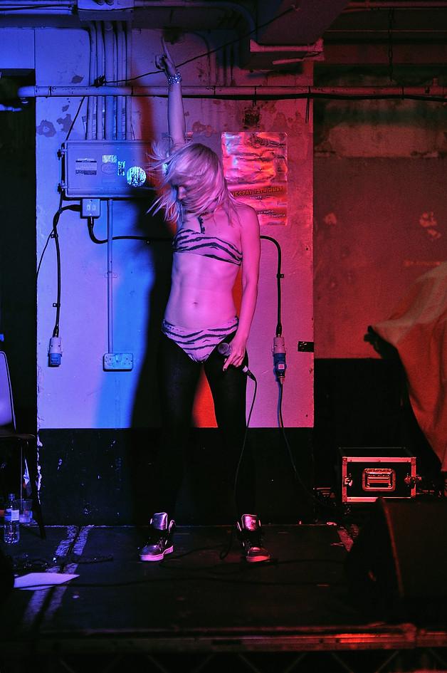 SHH Live - Diana Huarte