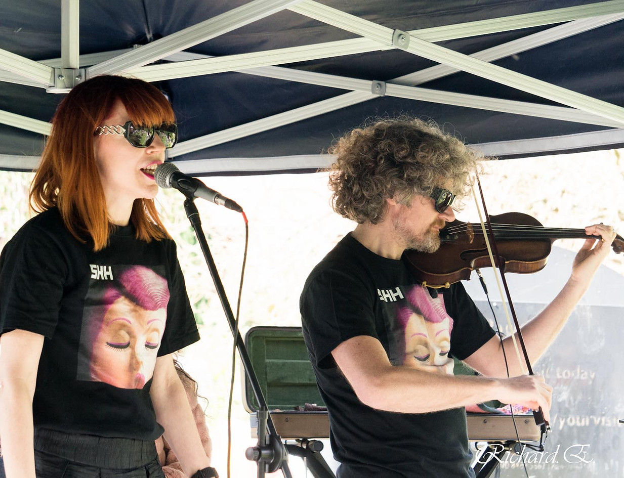 SHH - Live at Stationers Park, Crouch End