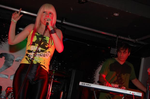 SHH live - Diana Huarte & Daniel Gorostegui