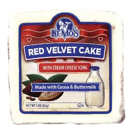 Red Velvet Cake Square