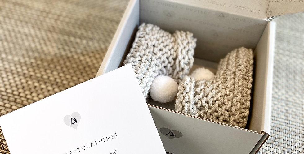 Pregnancy Announcement Box
