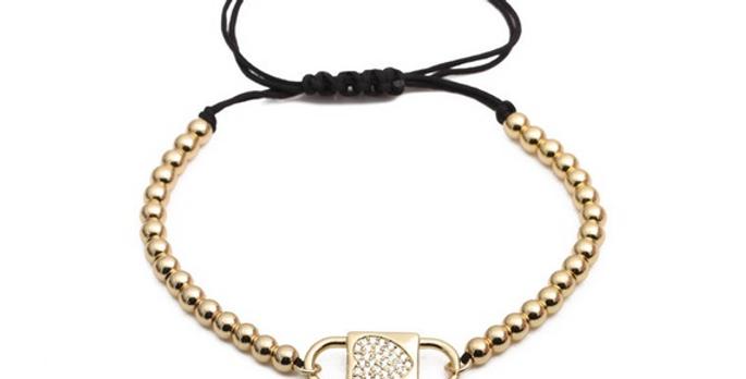 Love Locket Bracelet