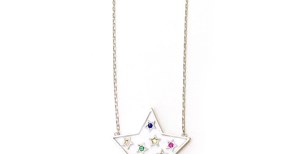 Star Multi Necklace