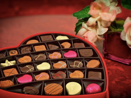 The History of Chocolate and Valentine's Day