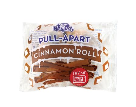 Pull-Apart Cinnamon Roll