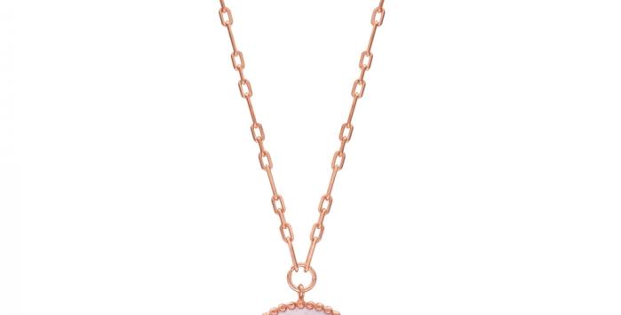 Medallion Eye Necklace