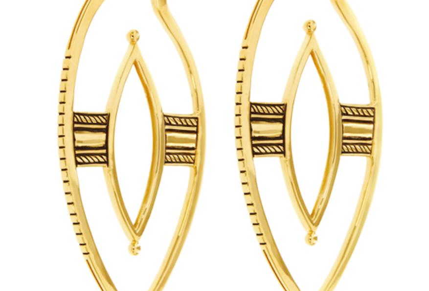 Goddess Warrior Earrings