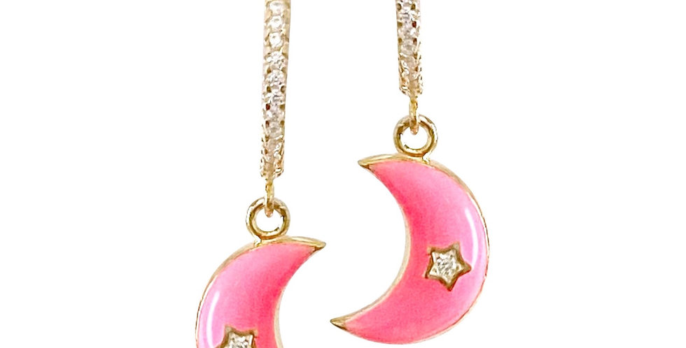 Moon Huggies / Pink