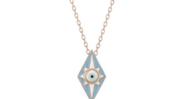 Diamond Star Necklace R-C619