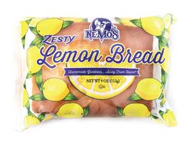 Zesty Lemon Bread