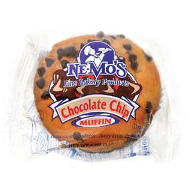 Chocolate Chip Muffin (4oz)