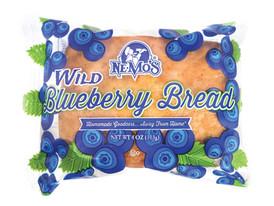 Wild Blueberry Bread