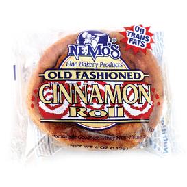 Old Fashioned Cinnamon Roll
