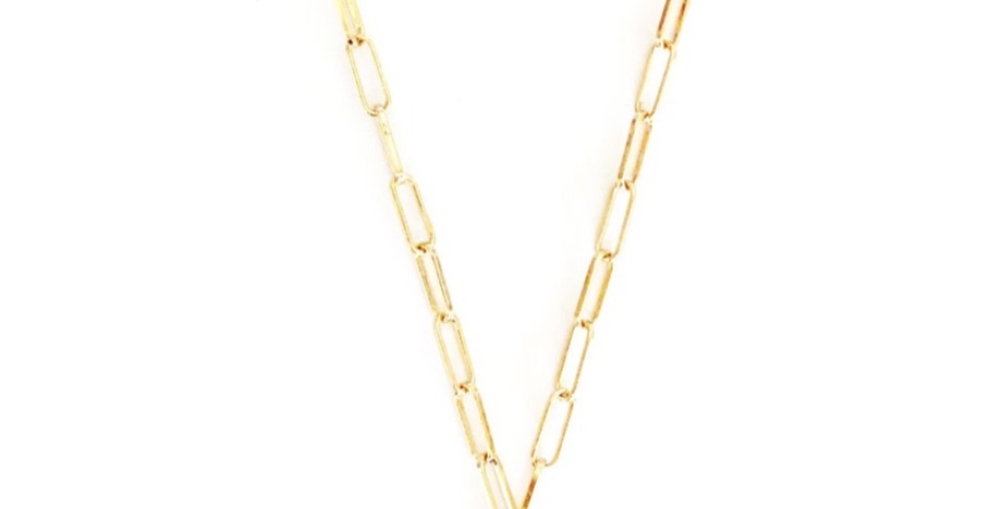 Heart Necklace / Black