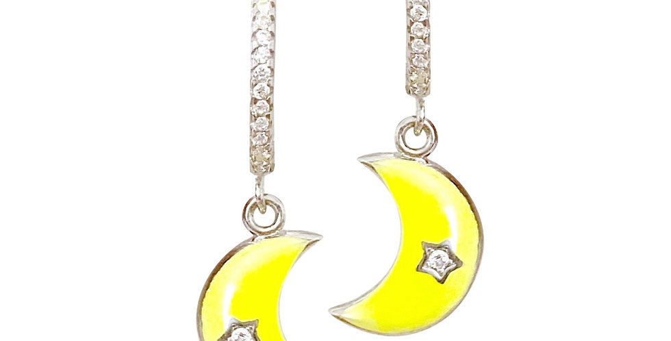 Moon Huggies / Yellow
