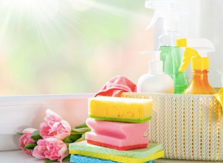 5 Hacks for Cleaning Your Cupboard