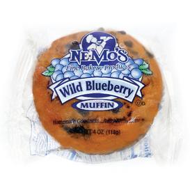 Wild Blueberry Muffin (4oz)