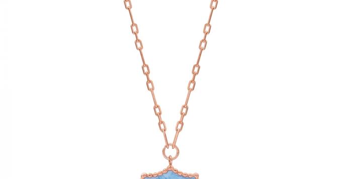 Star Medallion Necklace