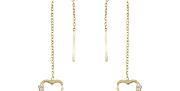Love Threader Earrings