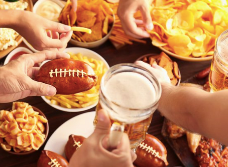7 Snack Ideas for a Touchdown Super Bowl Party