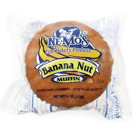 Banana Nut Muffin (4oz)