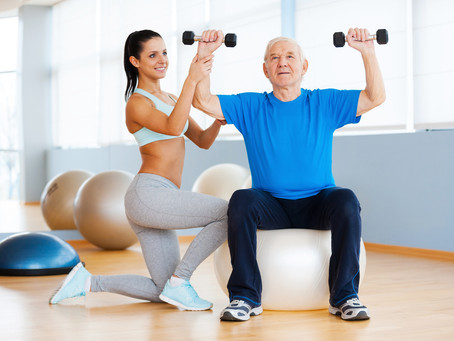 Strength Training For Older Adults Over 60