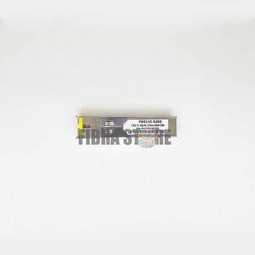 PB531G-S20D - SFP 1000BASE-BX-D 20km