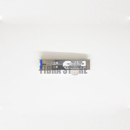 PB351G-S20D - SFP 1000BASE-BX-U 20km