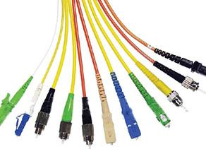 O que são as cores dos Conectores?