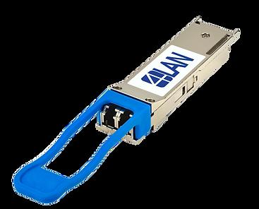 Transceptor Óptico QSFP28 100Gbps, 4ch, SingleRate, LR4, LC, SM 10Km