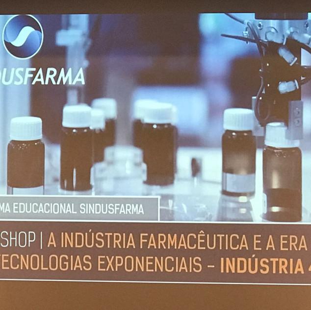 Indústria Farmacêutica e a Era das Tecnologias Exponenciais - Ind