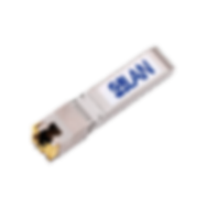 Transceptor Elétrico SFP+ 10GBASE-T,  UTP/RJ45, Cat 6a/7, 30m