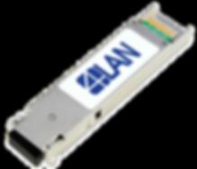 Transceptor Óptico XFP 10Gb DWDM, Canal DWDM, LC, SM,  80Km