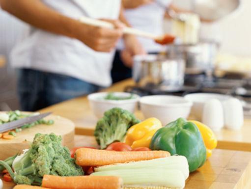 Cool Kids:  Vibrant Vegetables