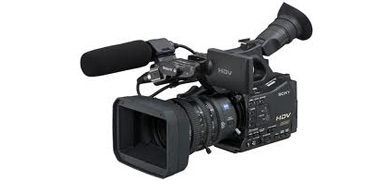 PXW, PMW, PDW camera repair and service