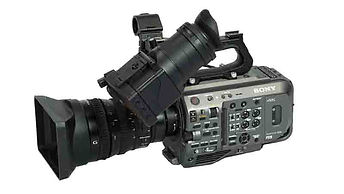 PXW-FX9 camera