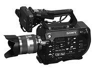 PXW-FS7 camera service