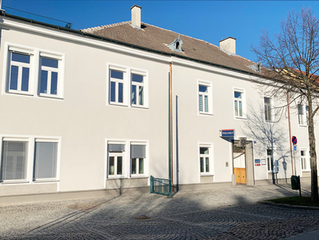 Sanierung Polizeigebäude Schrems