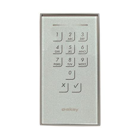 Keypad silber