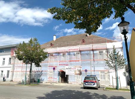 Projekt Polizeigebäude Schrems