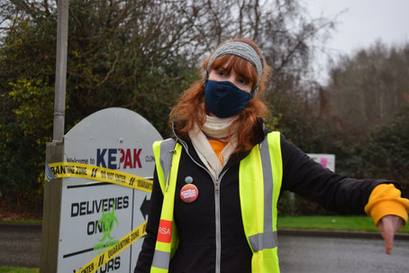 """""""We need the same kind of drastic action that has been taken against Covid"""": XR make voice heard"""