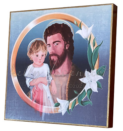 Saint Joseph, Guardian of Divine Mercy