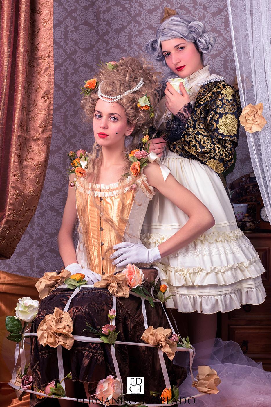 Patricia y Raquel