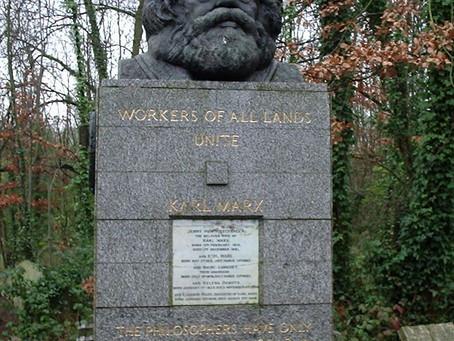 Friedrich Engels: Řeč nad hrobem Karla Marxe