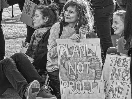 Stávky za klima: Jejich význam, a kam dále?