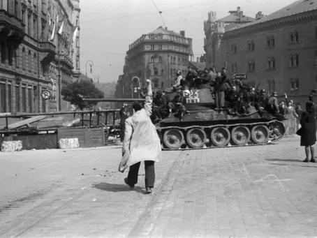 Vlasovci se snažili zabránit osvobození Prahy
