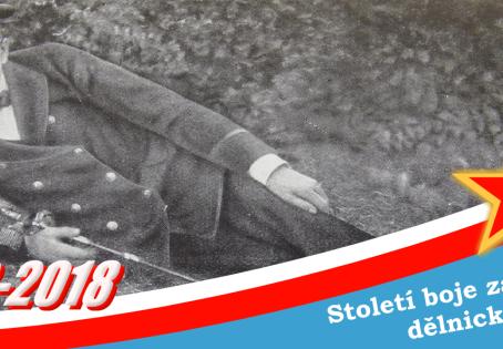 1918: zmeškaná revoluce
