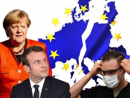 Evropa paralyzována uprostřed vzájemných konfliktů