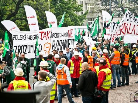Strajk! Prohlášení Marxistické Alternativy k situaci v Polsku (2015)